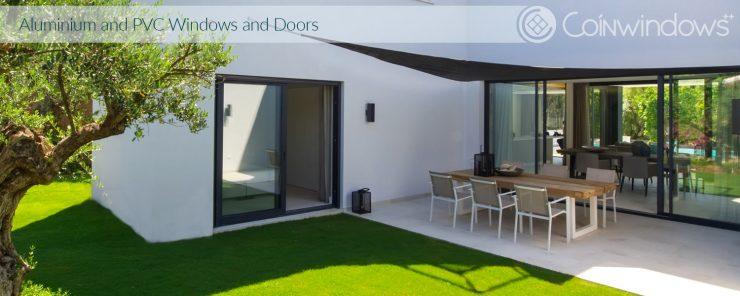 Aluminium and PVC Windows and Doors